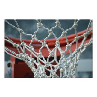 Red del baloncesto fotos