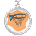 red del baloncesto grímpola