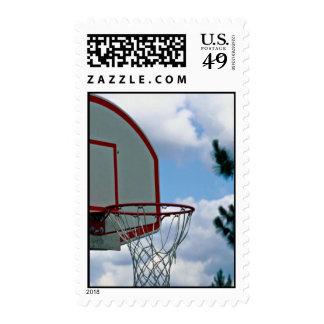 Red del baloncesto franqueo
