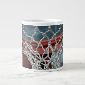 Red del baloncesto tazas jumbo