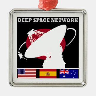 Red del espacio profundo de la NASA Adorno De Reyes