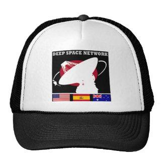 Red del espacio profundo de la NASA Gorras
