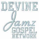 Red del evangelio de Devine Jamz Camiseta Polo