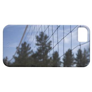 Red del voleibol funda para iPhone SE/5/5s