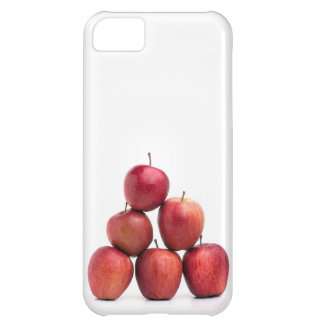 Red Delicious Apples Pyramid iPhone 5C Covers