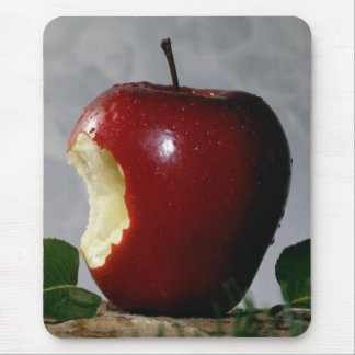 Red Delicious Mouse Pad
