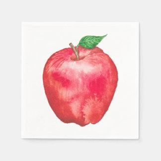 Red Delicious Paper Napkin