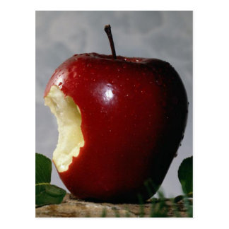Red Delicious Postcard