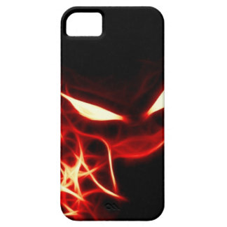Red Demon Flame iPhone 5 Case