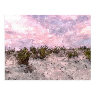 Red Desert Postcard