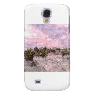 Red Desert Samsung Galaxy S4 Case