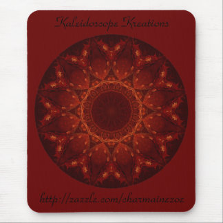 Red Devil 18 Mouse Pad