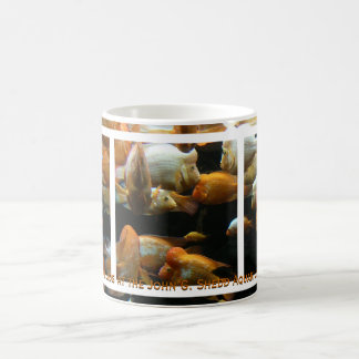 Red Devil Cichlids mug