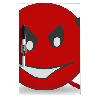 Red Devil Dry Erase Board