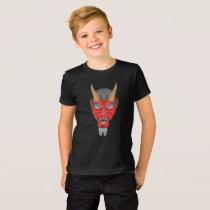 Red Devil Illustration T-Shirt