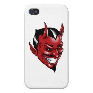 Red Devil iPhone 4/4S Case