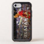 red devil star -zlatan ibrahimovich speck iPhone case