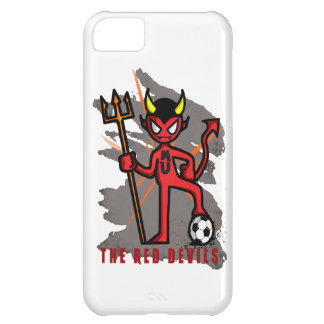 Red Devils Case iPhone 5C Covers