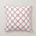 Diamond Circle Pillow