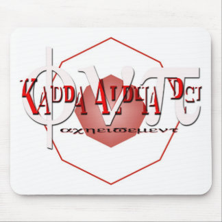 Red Diamond FNP Mouse Pad