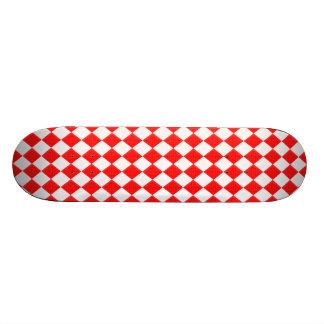 Red Diamond Optics Design Skateboard Deck