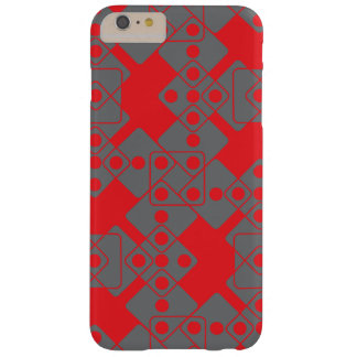 Red Dice Barely There iPhone 6 Plus Case