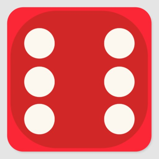 6 dice roll