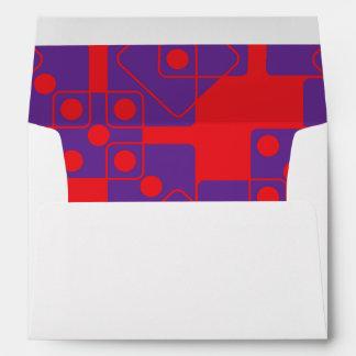 Red Dice Envelopes