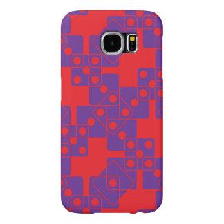 Red Dice Samsung Galaxy S6 Case