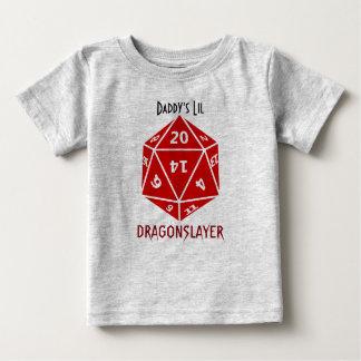 Red Die Awesome Geek Apparel Tee Shirt