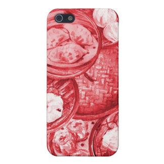 Red Dim Sum Speck Case iPhone 5 Case
