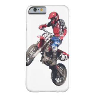 Red Dirt Bike Barely There iPhone 6 Case