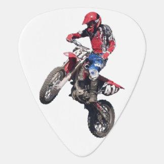 Red Dirt Bike Pick