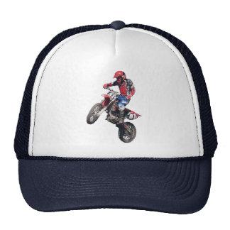 Red Dirt Bike Trucker Hat