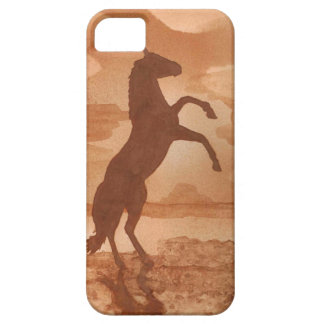 Red Dirt Horse iPhone SE/5/5s Case