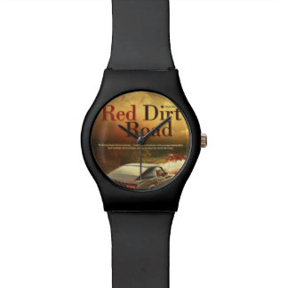 """Red Dirt Road """"Time Keeper"""" Watch"""