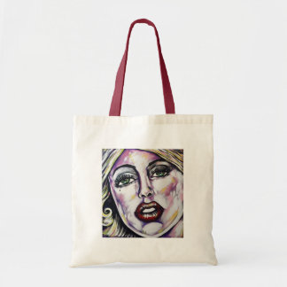 RED DIVA BUDGET TOTE BAG