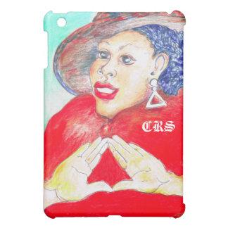 Red Diva Sorority Life iPad mini iPad Mini Case