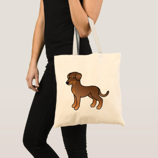 Red Doberman / German Pinscher Dog Tote Bag