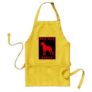 Red Dog Ranch - Apron
