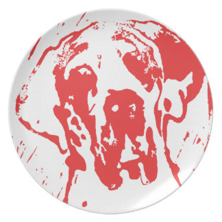 Red Dogge Plate