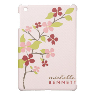Red Dogwood iPad Case