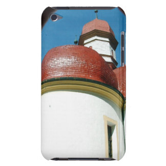 Red domed roof church barely there iPod cover