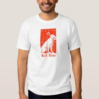 Red Door Dog T-Shirt