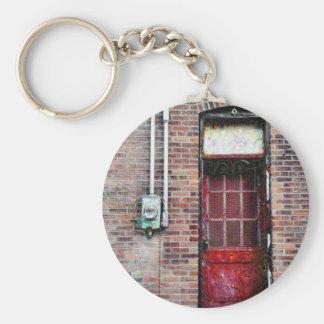 Red Door Nightmare Keychain
