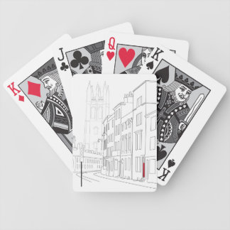 Red Door Playing Cards