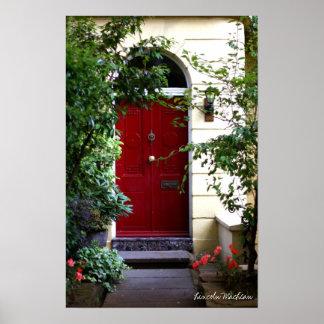 Red Door (Poster) Poster