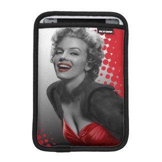 Red Dots Marilyn iPad Mini Sleeve