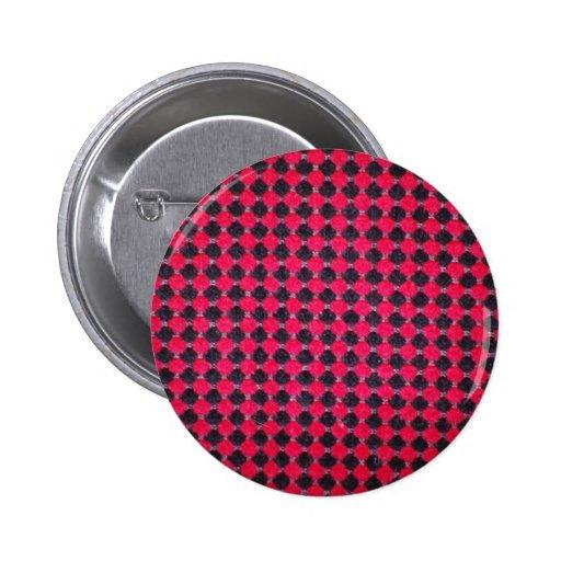 Red-dots-pattern668 GOLPETEO NEGRO de las ROSAS FU Pins