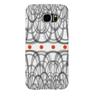 Red dots samsung galaxy s6 case